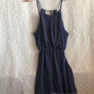 Abercrombie & Fitch crepe dress